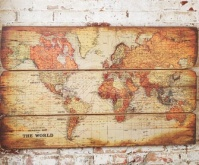 Make your own wood map - http://pinterest.com/pin/22306960626751363/