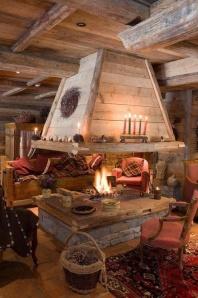 Wooden cabin - http://autumnmarietalk.tumblr.com/