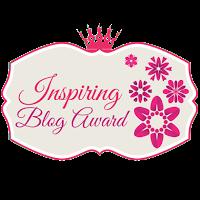 Inspiring Blog Award!