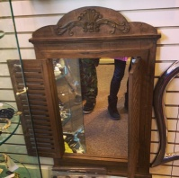Amazing shutter mirror