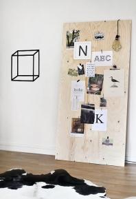 Moveable board - http://trendenser.se/