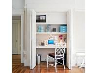 Wardrobe workspace - http://www.homeandgardendesignideas.com/idea-detail.php?Pid=16511