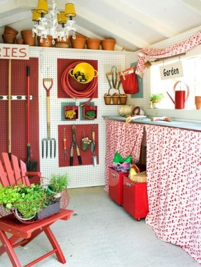 Pinterest Friday: Shed-spiration