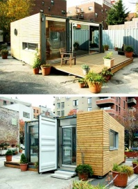 Extra outside space - http://www.busyboo.com/2011/02/02/container-homes-meka/