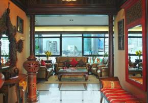 Worldwide Style: Bangkok PenthouseApartment
